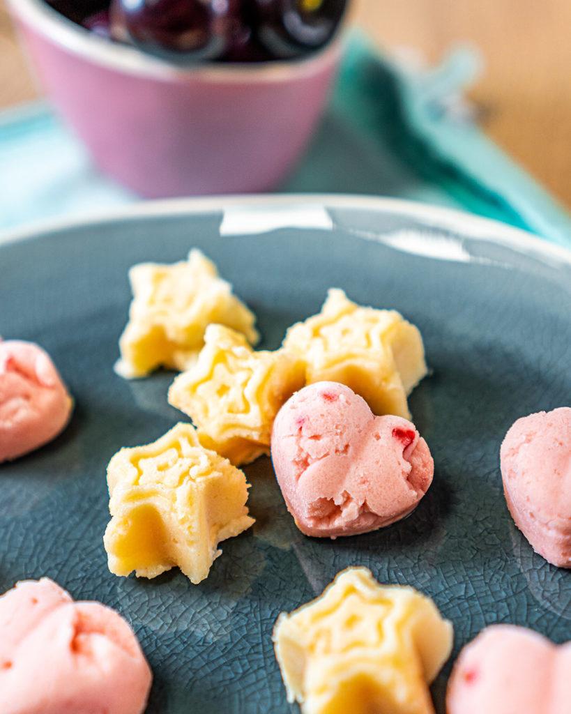 Frozen Joghurt Bites