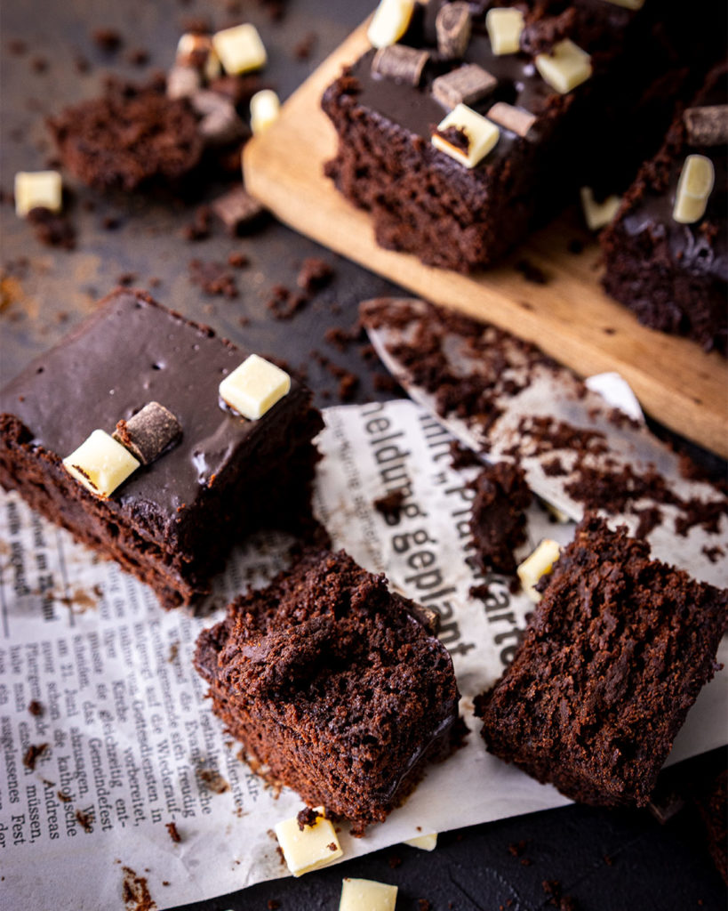 Stout Beer Brownie