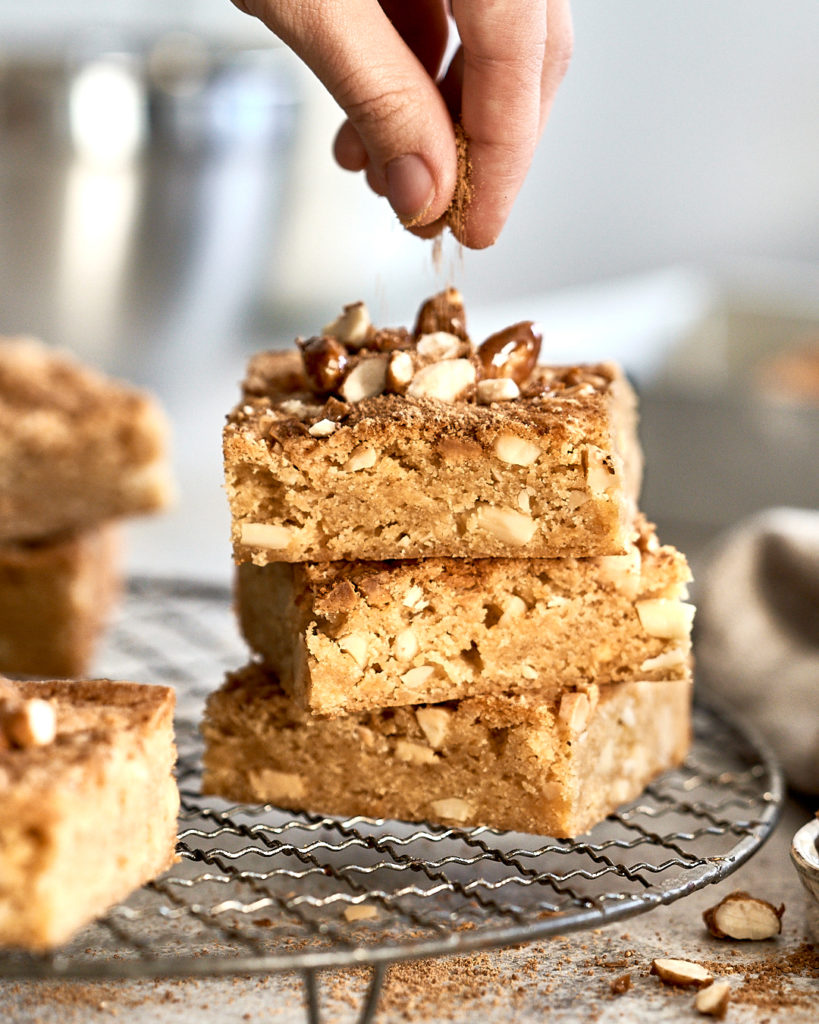Blondies Rezept