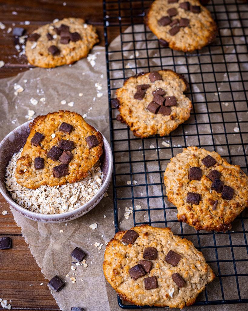 Oatmeal Cookies Rezept