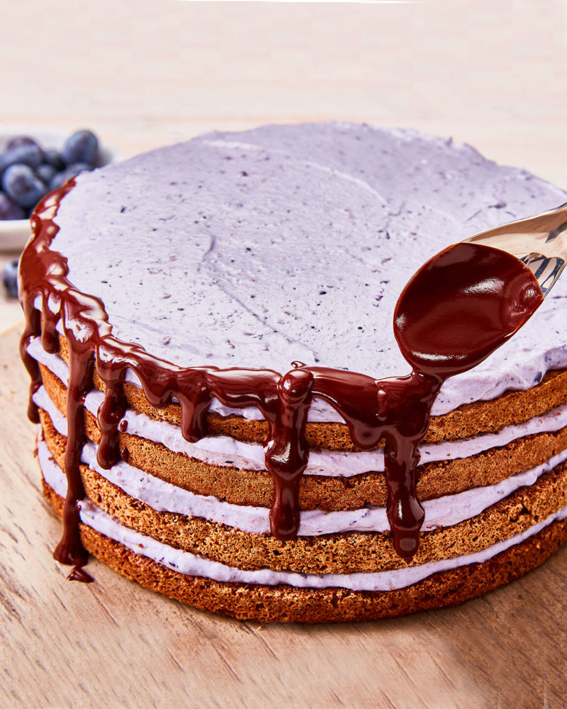 Naked Cake Rezept