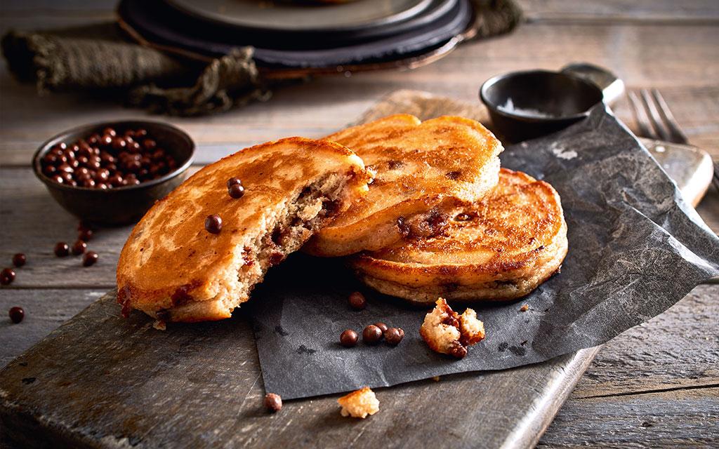 Protein Pancakes Salted Caramel