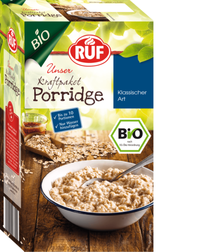 Organic Porridge Power Pack