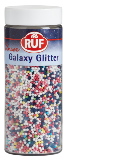 Galaxy Glitter Decorations