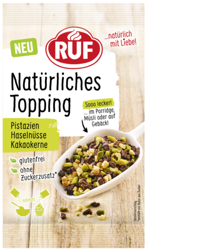 Natural Pistachio Topping
