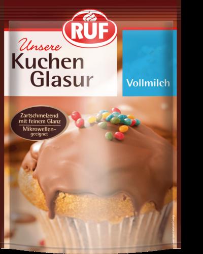 Kuchenglasur Vollmilch 100 G Ruf Lebensmittel