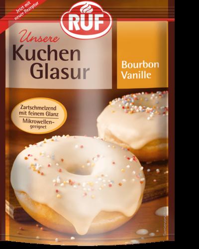 Kuchenglasur Bourbon Vanille 100 G Ruf Lebensmittel