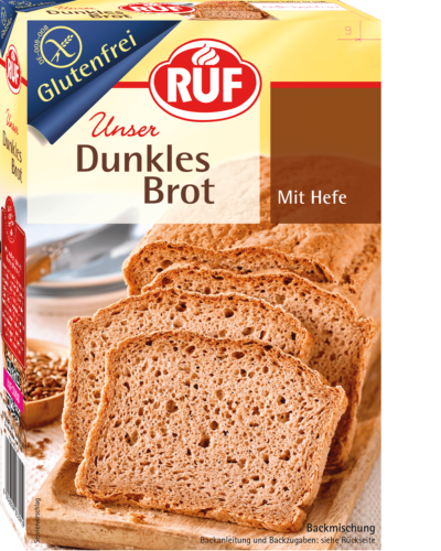 Gluten-free Dark Bread
