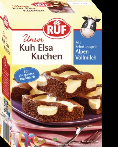 Kuh Elsa Kuchen Ruf Lebensmittel