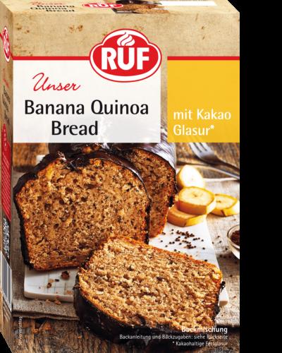 Banana Quinoa Bread Ruf Lebensmittel