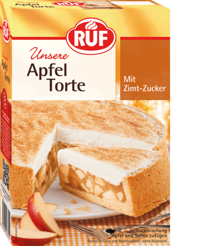 Apfeltorte Ruf Lebensmittel