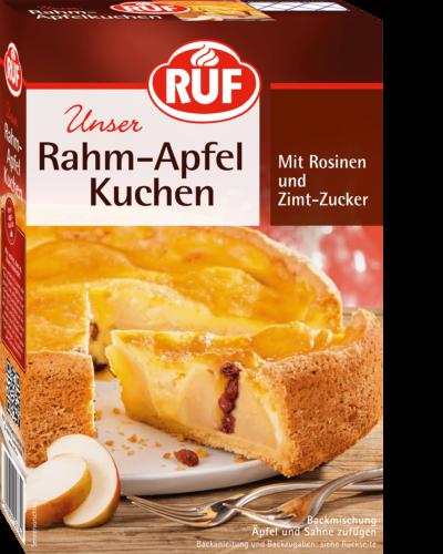 Rahm Apfelkuchen Ruf Lebensmittel