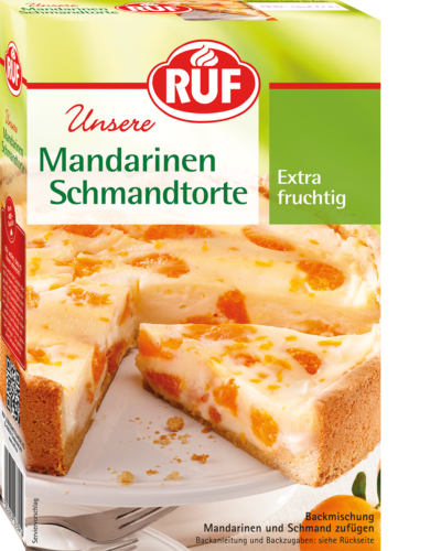 Mandarinen Schmandtorte Ruf Lebensmittel